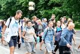 35. Białostocka Piesza Pielgrzymka na Jasną Górę. Blisko dwustu pątników ruszyło do Częstochowy (zdjęcia)