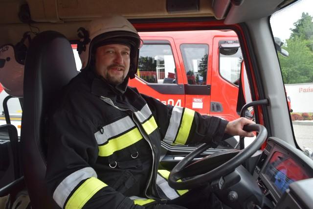 OSP Ruptawa i OSP Szeroka otrzymały samochody ratownicz-gaśnicze