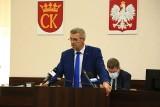 Prezydent Kielc Bogdan Wenta otrzymał wotum zaufania za 2020 rok [ZAPIS TRANSMISJI]