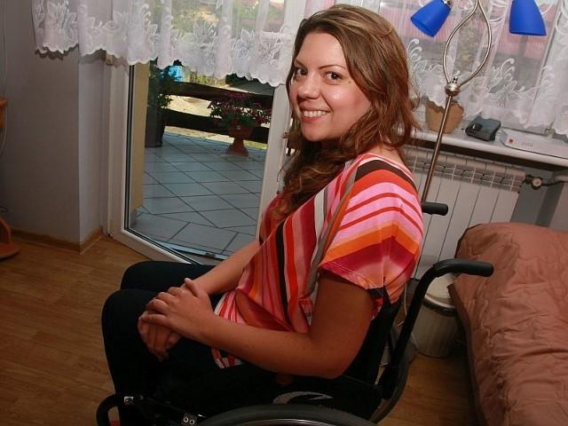 Dochód z kiermaszu przeznaczony zostanie na leczenie Mirosławy Górnej, która ciężka choroba przykuła do wózka inwalidzkiego.