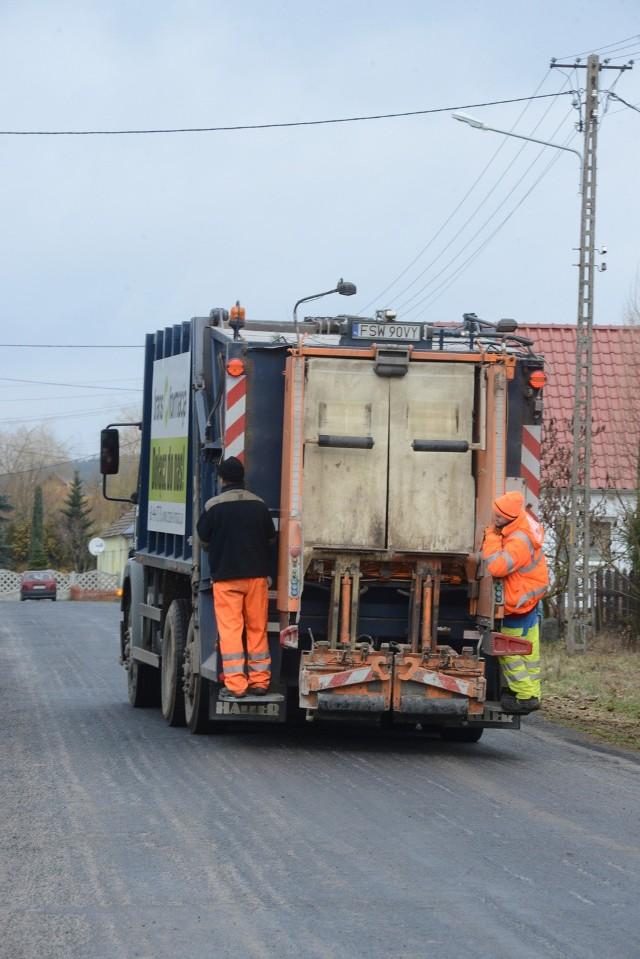 Po uchwaleniu budżetu magistrat może podpisać nową umowę na odbiór śmieci z terenu gminy.