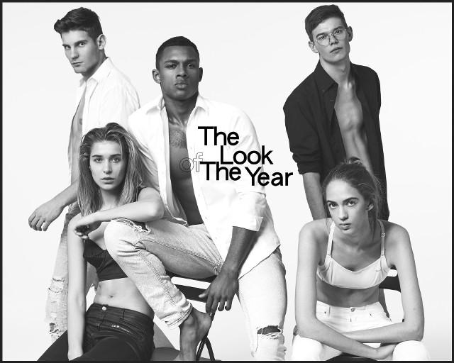 W kampanii promocyjnej tegoroczną edycję THE LOOK OF THE YEAR wzięli udział laureaci z lat poprzednich, jak i zwycięzcy edycji światowych: Angela Lipa (zwyciężczyni światowej edycji The Look of The Year 2012), Jola Wilczek (zwyciężczyni polskiej edycji The Look of The Year 2017), Robert Kapica (zwycięzca polskiej i światowej edycji The Look of The Year 2016), Kamil Bahar (zwycięzca polskiej edycji The Look of The Year 2017) i Bartek Kłosowski (finalista polskiej edycji The Look of The Year 2017).