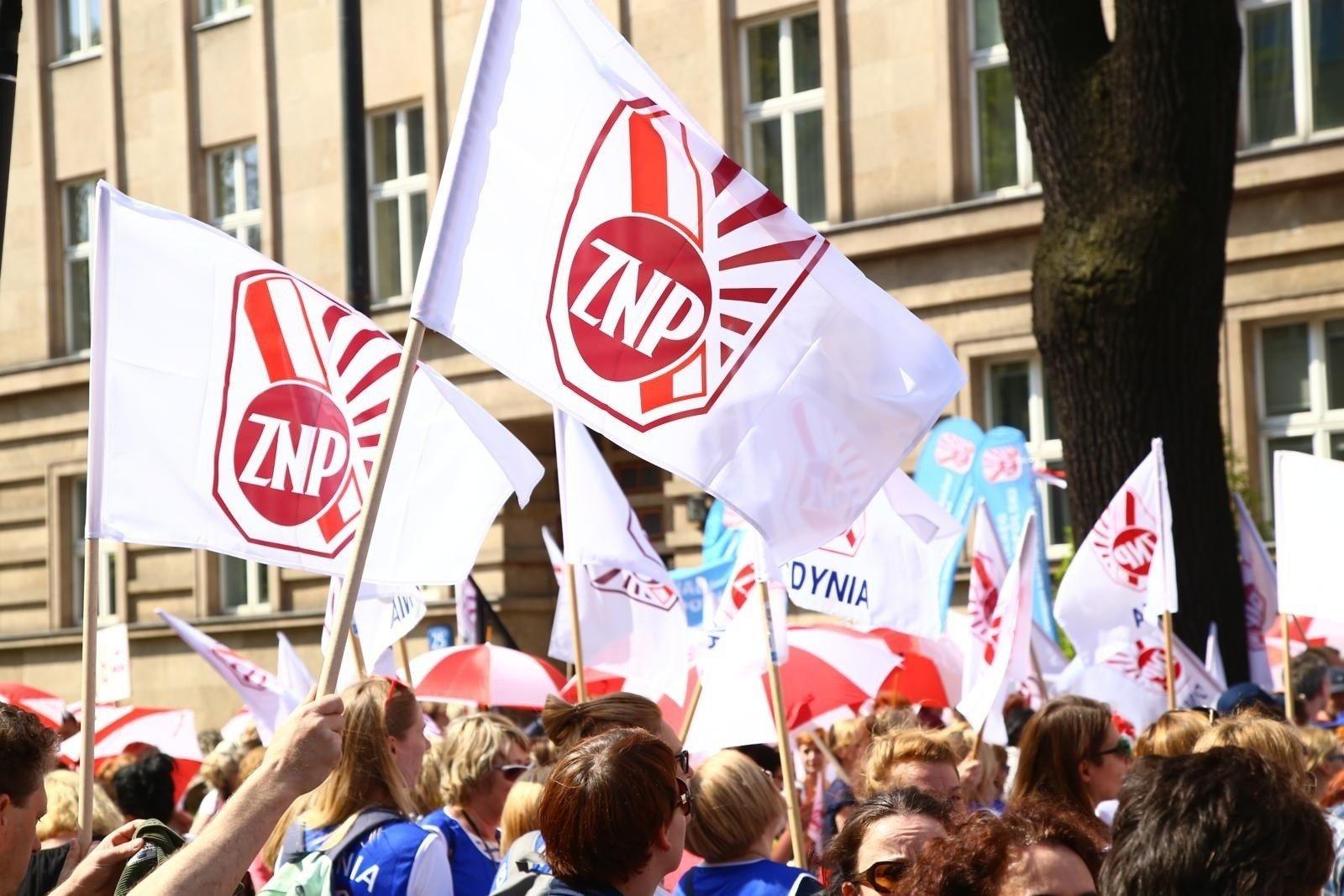 Strajk Nauczycieli 2019. Ministerstwo Edukacji Pośpiesznie
