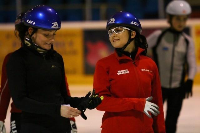 Kaja Pniewska (z lewej) i Magdalena Szwajlik zakwalifikowały się do polskiej kadry na mistrzostwa Europy.