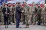 Poznań: Siedziba Wysuniętego Stanowiska Dowodzenia Amerykańskiej 1 Dywizji Piechoty od teraz w Poznaniu [ZDJĘCIA]