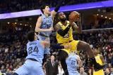 Spięcie LeBrona Jamesa z fanką, brooklyńskie trio lepsze od Clippers