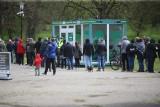 Ostatni dzień szczepień przeciw COVID-19 w Parku Śląskim. Gigantyczna kolejka 3 maja. Przygotowano 1600 szczepionek