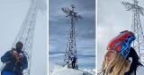 Zakopane. Giewont - góra symbol Tatr, na którą każdy chce wejść nawet zimą [ZDJĘCIA Z INSTAGRAMA]