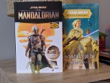 """Nowa era w książkach ze świata Star Wars. Ukazały się """"Światło Jedi"""" i """"The Mandalorian"""""""