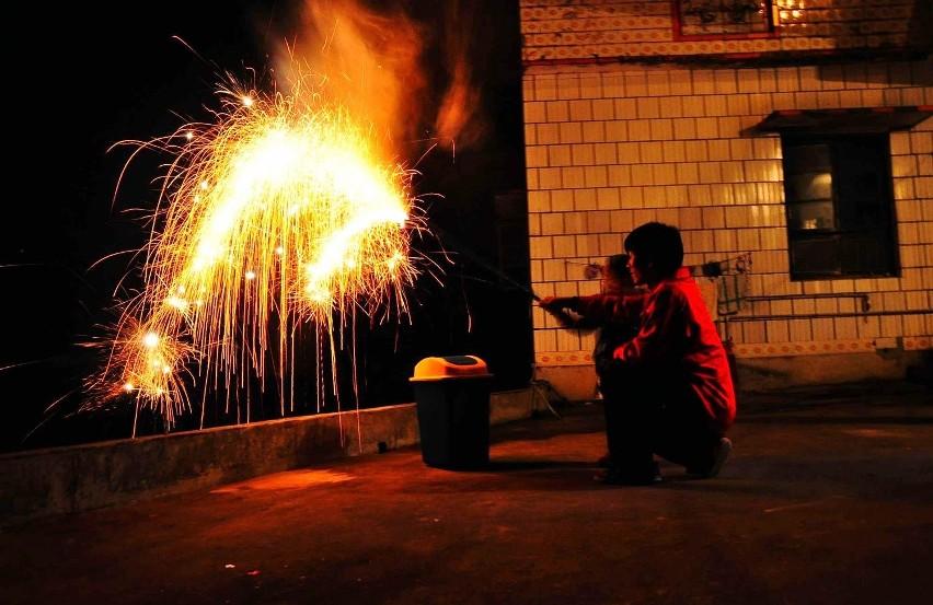 Fajerwerki po kontroli UOKiKPrzy odpalaniu fajerwerków trzeba zachowac szczególną ostrożność.