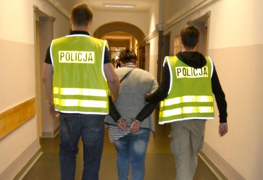 41-letniej mieszkance powiatu opolskiego grozi do 12 lat więzienia.