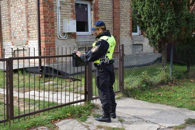 Strażnicy zakończyli działania prewencyjno-profilaktyczne związane z kontrolą spalania odpadów w domowych piecach