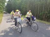 Wąsewo, Goworowo, Czerwin. Rajd Rowerowy na 600-lecie Wąsewa, 8.06.2019. Wzięło w nim udział około 150 osób. Zobacz zdjęcia