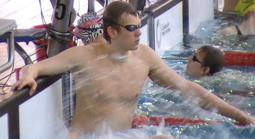 Tomasz Polewka jest obecnie jednym z najbardziej utalentowanych, polskich pływaków.