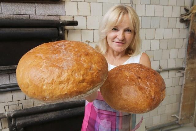 – Dla prezydenta upiekę z piekarzami chleb żytni kielecki, wyjątkowy produkt – mówi Halina Dobrowolska.