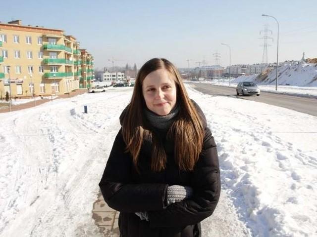 Ulica Transportowa, BiałystokNa ul. Transportowej w Białymstoku są place zabaw i przedszkola. To wymarzone miejsce dla rodziny - mówi Marta Poświątna.