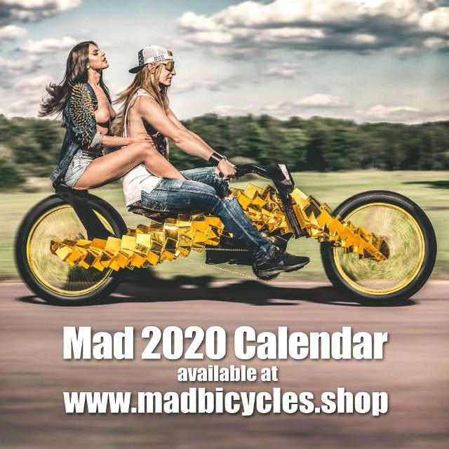 Adam Zdanowicz z Białegostoku to twórca marki Mad Bicycles