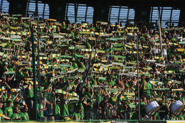 Kibice Falubazu Zielona Góra na razie nie mogą zwracać karnetów na żużlowe mecze sezonu 2020.