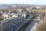 Piękne panoramy Katowic. Oto Widok z wieżowca Górnik na Koszutce. To ślizgowiec z lat 60. przy Korfantego i Katowickiej 65. Ma 17 pięter