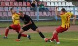 Pogoń Świebodzin w dziesiątkę ratuje remis w meczu z Odrą Nietków