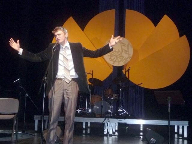 Tadeusz Seibert z Malborka został poproszony przez jury o zaśpiewanie dodatkowego, trzeciego utworu.