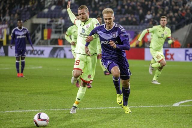 W tym sezonie Teodorczyk 19 razy trafił dla Anderlechtu