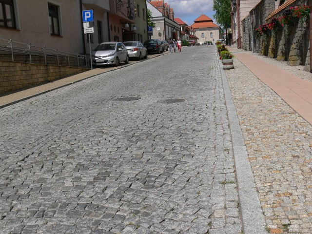 W wykazie ulic uszkodzonych przez majowe nawałnice jest także ulica Żydowska.