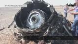 Synaj. Katastrofa samolotu. Rosjanie przeczesują miejsce tragedii (wideo)
