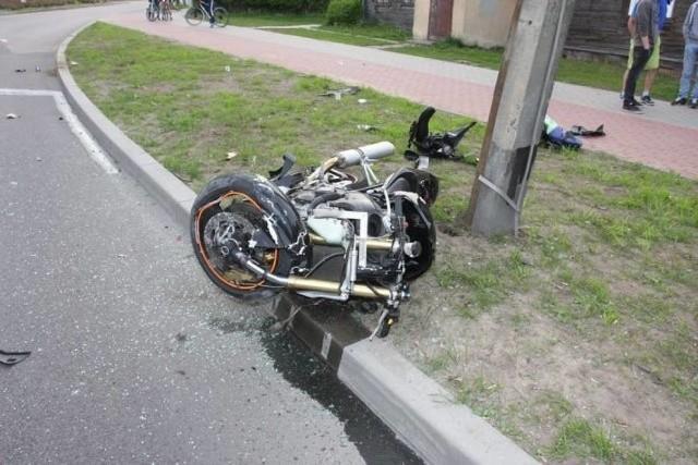 Policja nie ma wątpliwości. To kierowcy spowodowali wypadki motocyklistów.