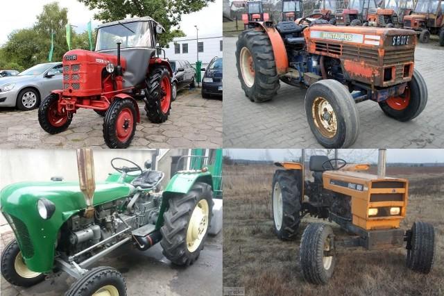 Przygotowaliśmy 20 ofert ciągników rolniczych na sprzedaż z portalu gratka.pl. Przedział cenowy obejmuje maszyny od niecałych 10 tysięcy złotych do 32 999 zł. Zobacz najnowsze ogłoszenia z cenami i zdjęciami.
