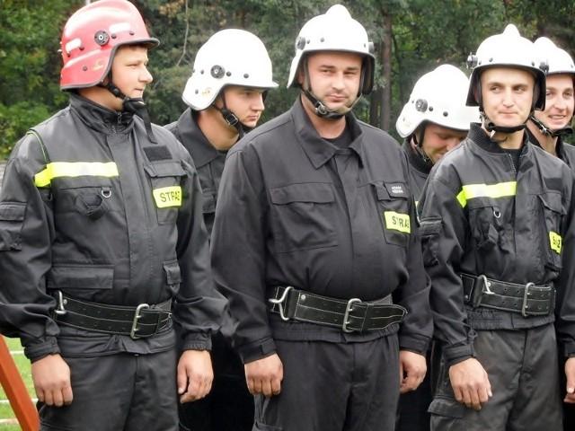 W zawodach rywalizowało 16 jednostek OSP z powiatu lublinieckiego