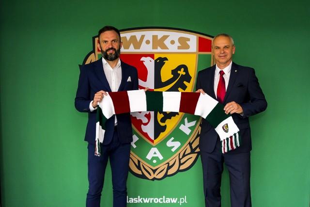 Vítězslav Lavička przedłużył kontrakt ze Śląskiem Wrocław! Umowa do czerwca 2022 roku