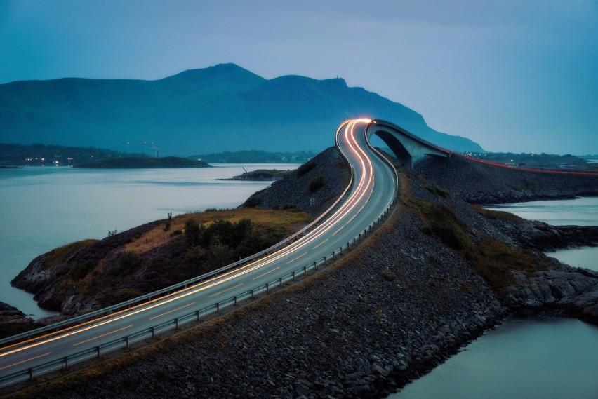 Droga Atlantycka, Norwegia...