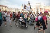Kraków. Pielgrzymi tłumnie ruszyli na Janą Górę [ZDJĘCIA]