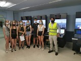 Uczniowie Technikum Logistycznego z Zespołu Szkół numer 1 w Opatowie na praktykach w porcie w Sewilli, w Hiszpanii [ZDJĘCIA]
