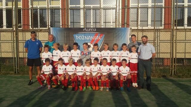 Młodzi piłkarze Poznaniaka mają często okazję konfrontować swoje umiejętności z rówieśnikami z zagranicy