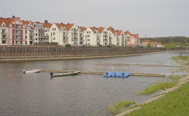 Zwłoki wyłowiono w rejonie portu rzecznego w Poznaniu