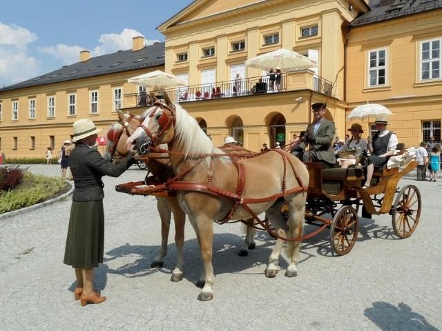 Przepiękne konie, piękne stroje i sportowa rywalizacja, a wszystko to w Koszęcinie