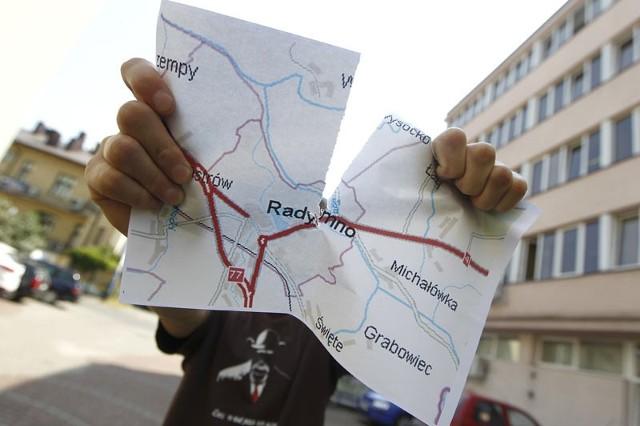 Nie wykluczone, że na administracyjnej mapie Podkarpacia trzeba będzie niebawem wprowadzić poprawki. Stanie się tak jeśli dojdzie do podziału gminy Radymno.