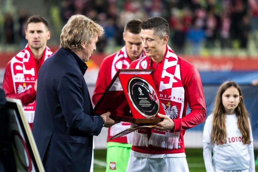 Z okazji 100-lecia powstania Polskiego Związku Piłki Nożnej...