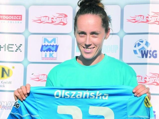 Hanna Olszańska ma pomóc drużynie. Wnieść doświadczenie i podnieść jakość gry zespołu.