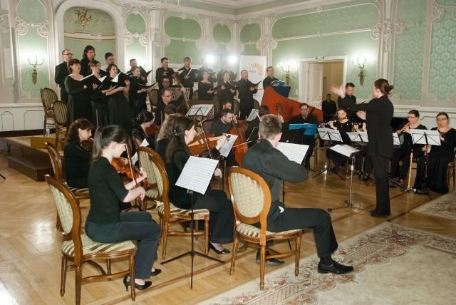 Koncert zespołu Diletto, który specjalizuje się w wykonywaniu muzyki barokowej, poprowadzi Anna Moniuszko.