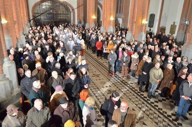 Dyspensa od udziału w niedzielnej mszy św. zniesiona. Jest nowe zarządzenie Metropolity Białostockiego Tadeusza Wojdy [28.05.2020]
