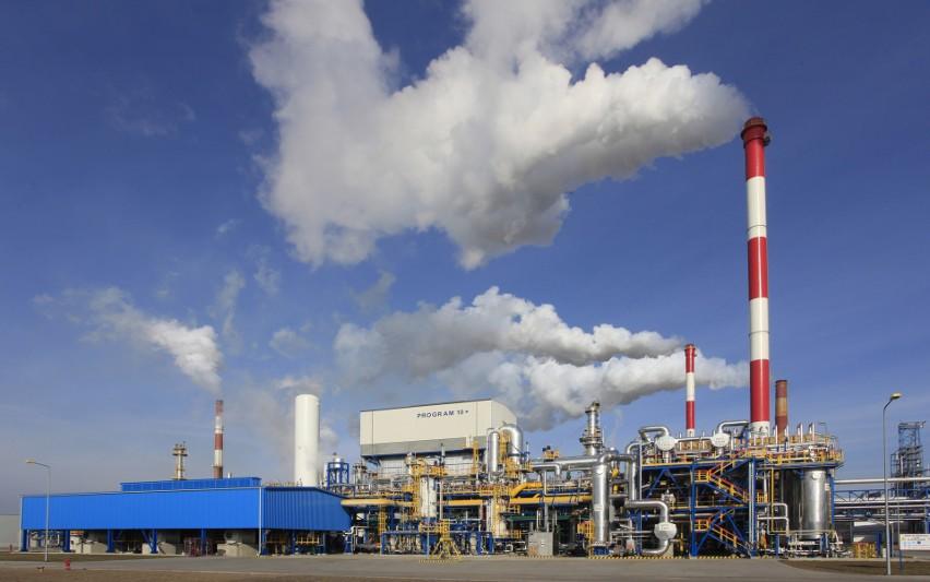 Instalacje gdańskiej rafinerii