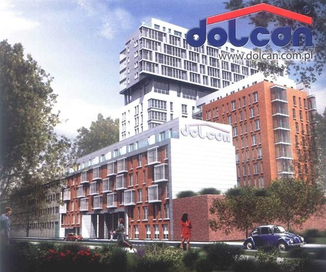 Jeden z najnowszych dużych kontraktów firmy Jezierski, to dostarczenie stolarki okiennej na ten imponujący obiekt w Warszawie
