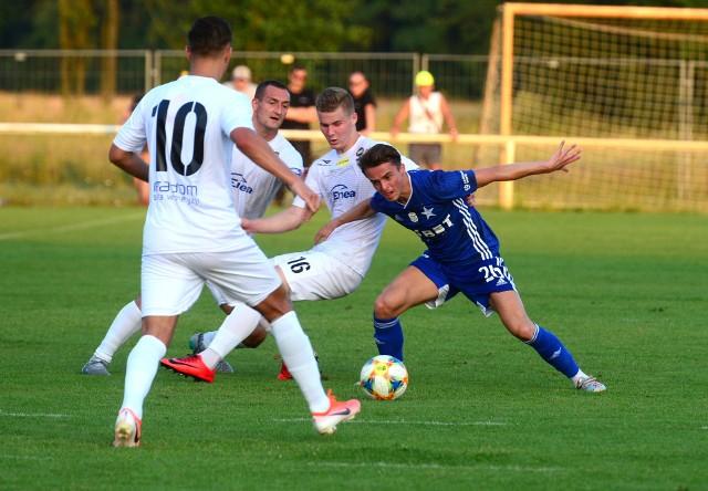 W sobotę Radomiak Radom rozegra trzeci w letnim okresie przygotowawczym mecz sparingowy.