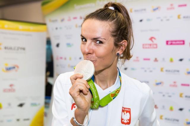 Włoszczowska zdobyła drugie w karierze srebro olimpijskie