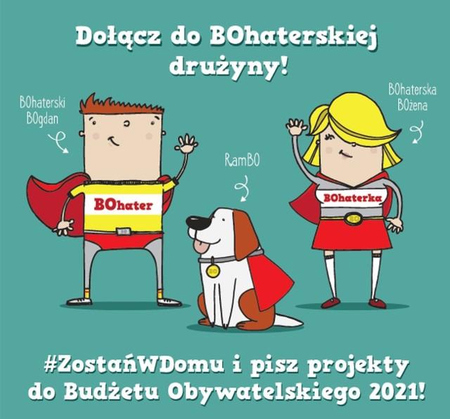 Na Budżet Obywatelski 2021 Miasto Białystok przygotowało 12 mln zł.