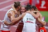 Złoto dla Polaków na Igrzyskach Olimpijskich 2020 w Tokio. Dwoje Ślązaków pobiegło w sztafecie mieszanej 4 razy 400 metrów