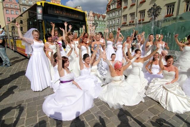 Panny młode we Wrocławiu